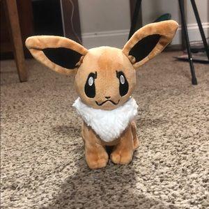 Pokémon Eevee plush